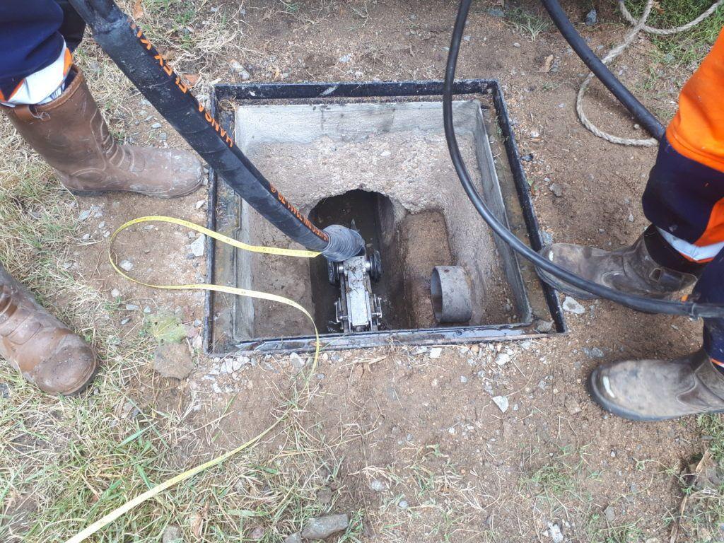 Réhabilitation des réseaux d'eaux usées